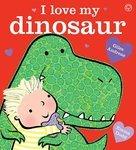 "Купить книгу ""I Love My Dinosaur"""