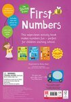"Купить книгу ""I'm Starting School: Wipe-Clean First Numbers"""