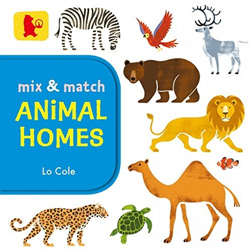 "Купить книгу ""Mix and Match: Animal Homes"""