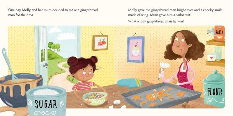 "Купить книгу ""My Very First Story Time: The Gingerbread Man"""