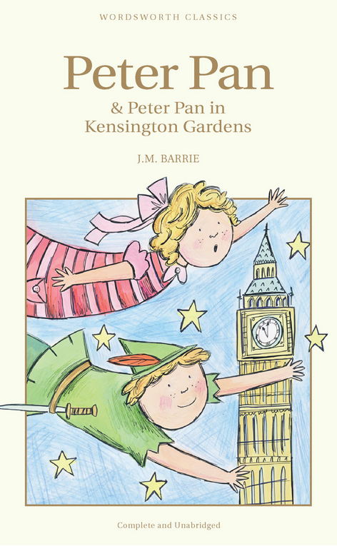 "Купить книгу ""Peter Pan. Peter Pan in Kensington Gardens"""