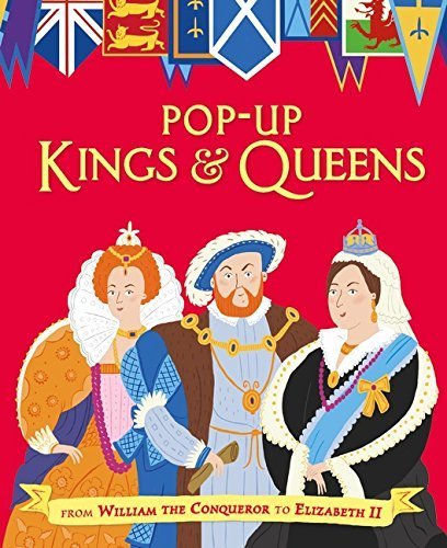 "Купить книгу ""Pop-up Kings and Queens"""