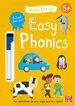 School Success: Wipe-Clean Easy Phonics