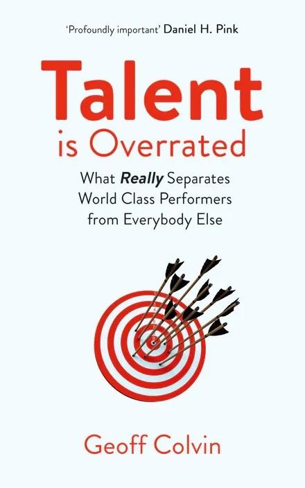 """Купить книгу """"Talent is Overrated"""""""