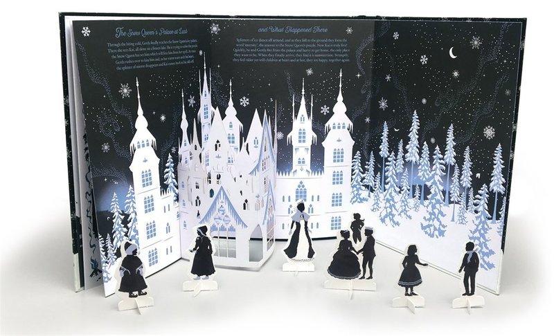 "Купить книгу ""The Snow Queen: Classic Pop-up and Play"""