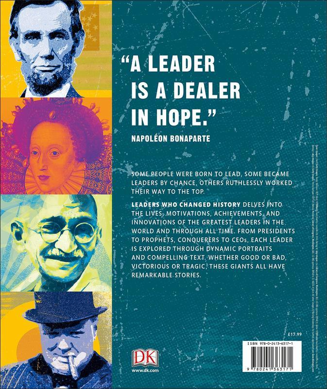 "Купить книгу ""Leaders Who Changed History"""