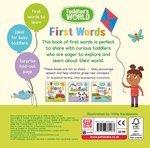 "Купить книгу ""Toddler's World: First Words"""