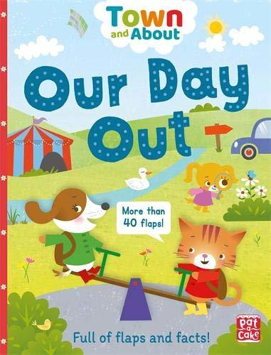 """Купить книгу """"Town and About: Our Day Out"""""""