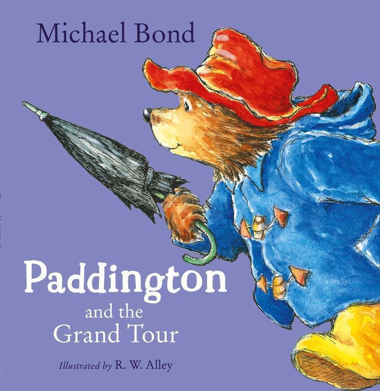 "Купить книгу ""Paddington and the Grand Tour"""