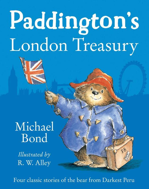 "Купить книгу ""Paddington's London Treasury"""