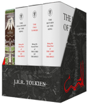 The Lord of the Rings and The Hobbit Gift Set: A Middle-Earth Treasury