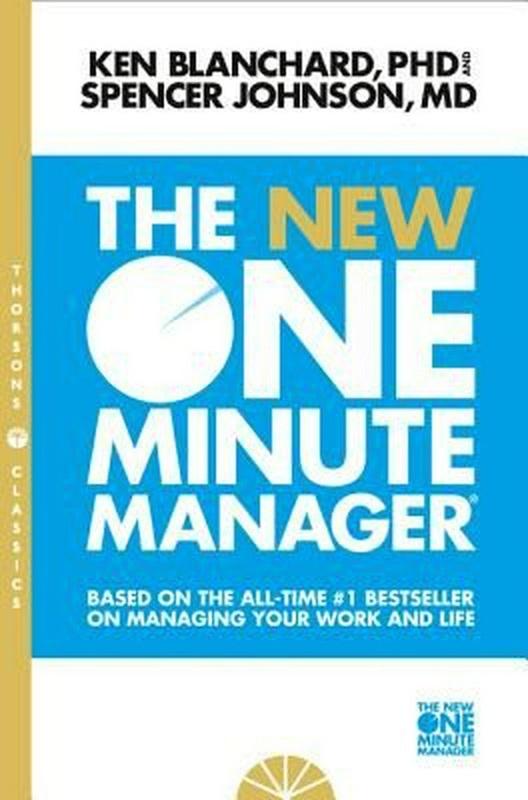 "Купить книгу ""The New One Minute Manager"""