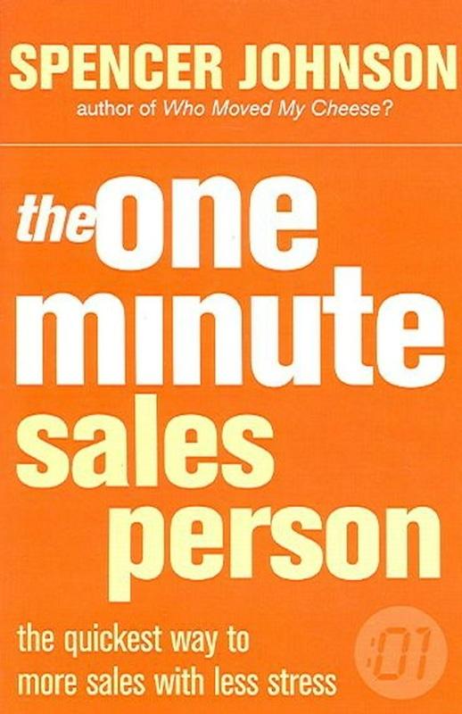The One Minute Salesperson - купить и читать книгу