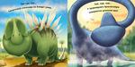 """Купить книгу """"Динозаврики (с наклейками)"""""""