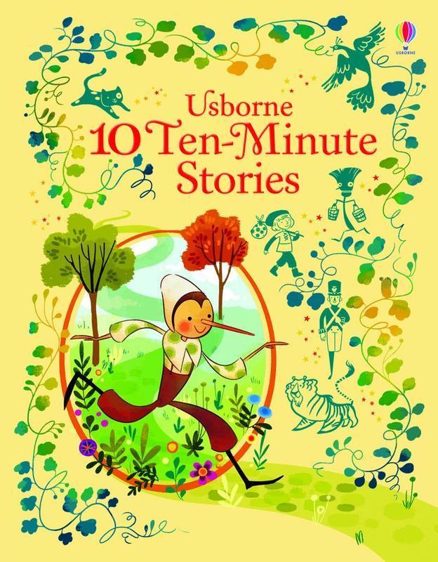 "Купить книгу ""10 Ten-Minute Stories"""
