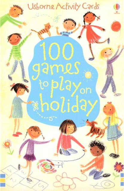 """Купить книгу """"100 Games to Play on Holiday"""""""