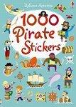 1000 Pirate Stickers