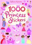1000 Princess Stickers