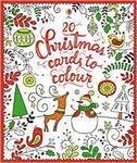"Купить книгу ""20 Christmas Cards to Colour"""