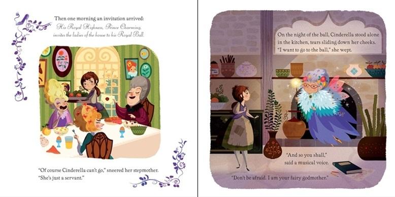 "Купить книгу ""Cinderella. Book and Jigsaw"""