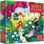Little Red Riding Hood Book and Jigsaw