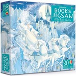 The Snow Queen Book and Jigsaw