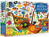 Under the Sea Book and Jigsaw