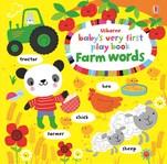 "Купить книгу ""Baby's Very First Play Book. Farm Words"""