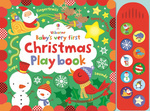 Baby's Very First Touchy-Feely Christmas Playbook