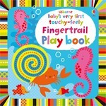 Baby's Very First Touchy-Feely Fingertrail Playbook - купить и читать книгу