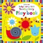Baby's Very First Touchy-Feely Playbook - купить и читать книгу
