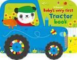 Baby's Very First Tractor Book - купить и читать книгу