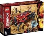 Конструктор LEGO Внедорожник Катана 4x4 (70675)