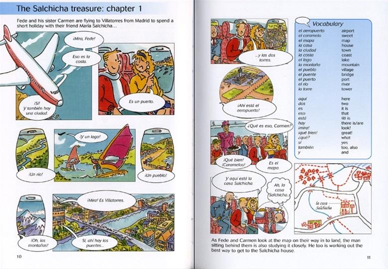 "Купить книгу ""Easy Spanish"""