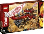Конструктор LEGO Райский уголок (70677)