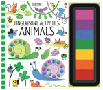 Fingerprint Activities. Animals - купить и читать книгу