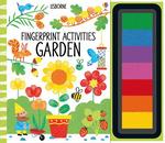 Fingerprint Activities. Garden - купить и читать книгу