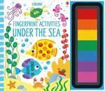 Fingerprint Activities. Under the Sea - купить и читать книгу