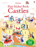 First Sticker Book. Castles