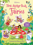 First Sticker Book. Fairies