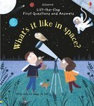 Lift-the-Flap First Questions and Answers about Space