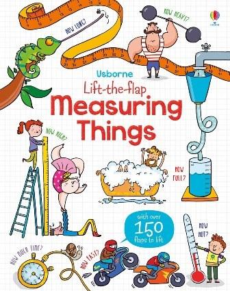 "Купить книгу ""Lift-the-Flap Measuring Things"""