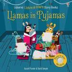 Listen and Learn Story Books. Llamas in Pyjamas
