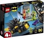 Конструктор LEGO Бэтмен и ограбление Загадочника (76137)