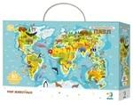 Пазл. Dodo. Мир животных. 80 элементов (300133) - купити онлайн