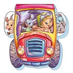 Трактор-трудяга