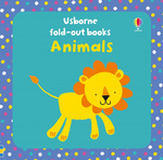 Fold-out Books. Animals