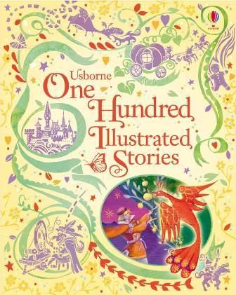"Купить книгу ""One Hundred Illustrated Stories"""