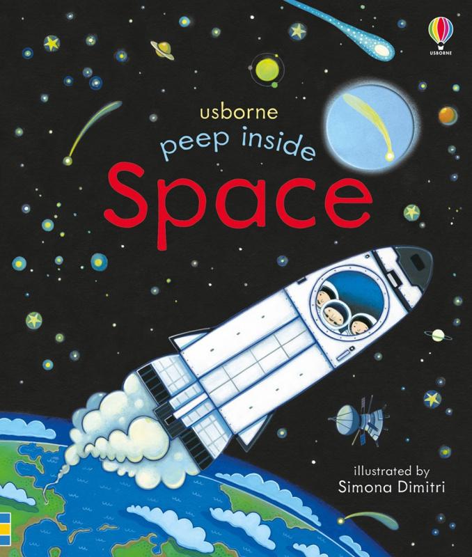 Peep inside Space - купити і читати книгу