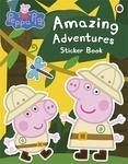 Peppa Pig. Amazing Adventures Sticker Book